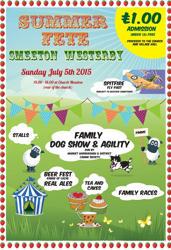 Smeeon Westerby Fete