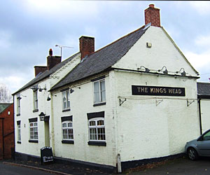 Kings Head Pub at Smeeton Westerby